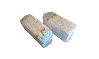Baby Diapers - 7 pieces package