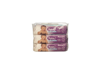 Wet Wipes, Violeta soft lotion